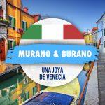 MSC POESÍA ➡ MURANO & BURANO [Vlog Día 9 & 10]