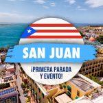 MSC Seaside ➡ Puerto Rico [Vlog Día 1]