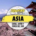 Tour en Asia ➡ China, Corea y Japón