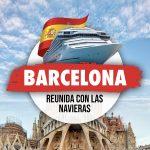 Barcelona Se Reúne Con Las Principales Navieras