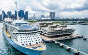 Singapur Comienza Cruceros a Ninguna Parte