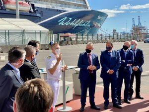 Las Palmas inicia la temporada de cruceros