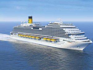 Costa Cruceros vuelve en mayo
