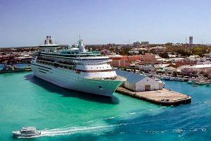 El Vision Of The Seas Viajará Desde Bermudas