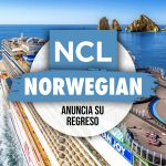 Norwegian Cruise Line Anuncia Su Regreso