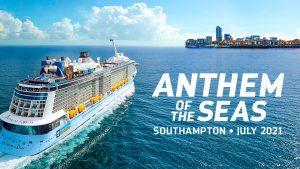 Royal Caribbean Llegará A Reino Unido Este Verano