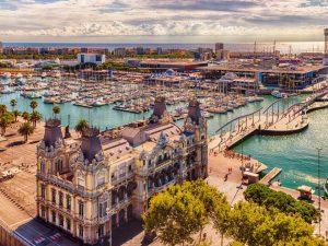 El Puerto De Barcelona Se Prepara Para La Reanudación